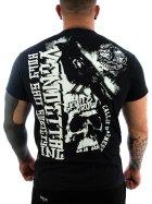 Vendetta Inc. Men Shirt Skull Crow black 4XL