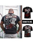 Vendetta Inc. Men Shirt Trust black
