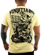 Vendetta Inc. Shirt Kill pale banana XXL